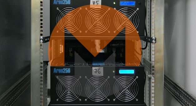 monero mining and storage