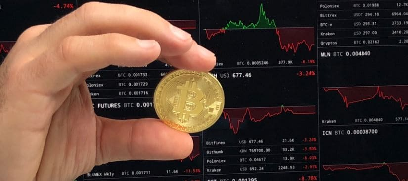holding a real btc