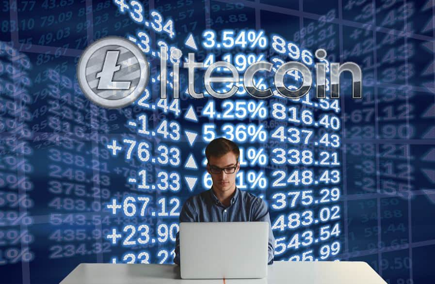 man thinking about investing in LTC