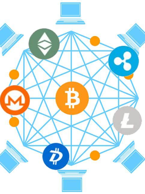 cryptocurrencies suported by platform