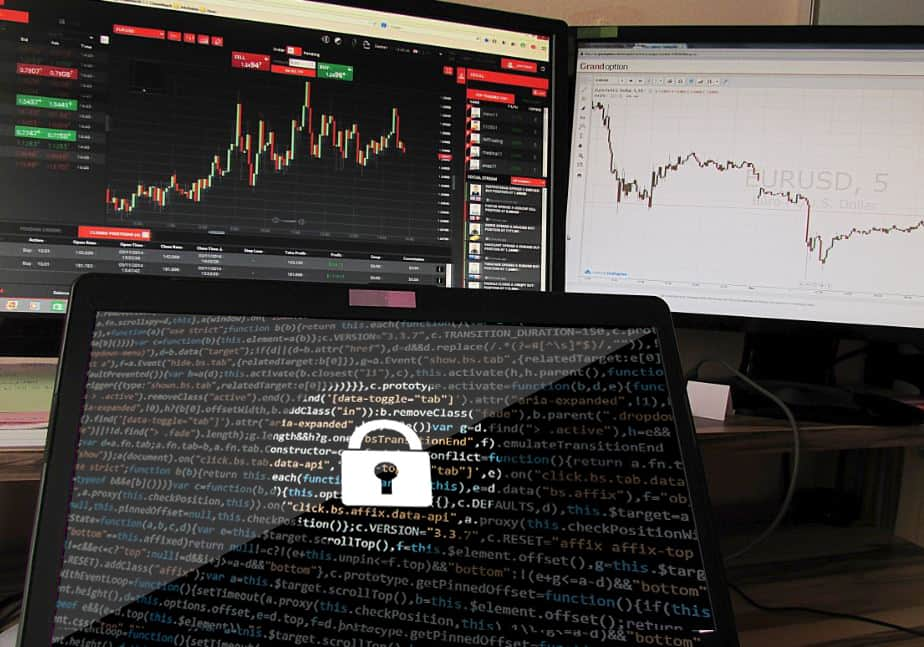 monitoring status and crypto market value